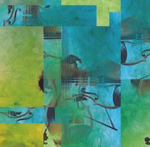 Ilustraciones para folletos conferencias musicales. Un proyecto de Collage e Ilustración de Ana Cristina Martín  Alcrudo - Viernes, 22 de enero de 2016 00:00:00 +0100
