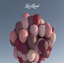 Low Land. Un proyecto de Ilustración, 3D y Dirección de arte de Guille Llano - 22-01-2016