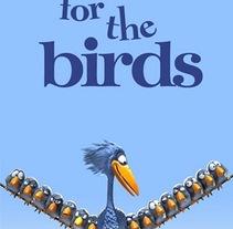 Postproducción de audio (For The Birds). Un proyecto de Animación de Alex López Pedrosa - Lunes, 25 de enero de 2016 00:00:00 +0100