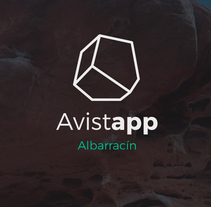 Avistapp. A Design, UI / UX, Br, ing, Identit, and Web Design project by Luisa Sirvent - 25-01-2016