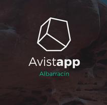 Avistapp. Un proyecto de Br, ing e Identidad, Diseño, Diseño Web y UI / UX de Luisa Sirvent - Martes, 26 de enero de 2016 00:00:00 +0100