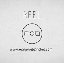 REEL. A Animation, Motion Graphics, and Post-Production project by Marjorie  - Nov 27 2015 12:00 AM