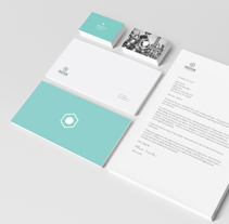 Branding. A Design, Art Direction, Br, ing&Identit project by Patricia R - 31-01-2016