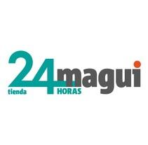 24 Horas Magui. Un proyecto de Br, ing e Identidad y Diseño gráfico de Javier Leal - 31-01-2016