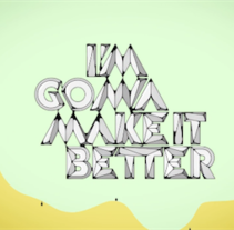 Make it Better. A Music, Audio, and Sound Design project by Aimar Molero - 04-02-2011