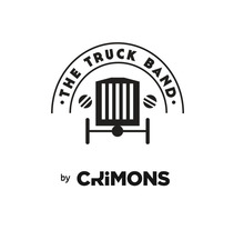 THE TRUCK BAND by Crimons. A Design, Advertising, Graphic Design, and Marketing project by Daniel Cáceres Álvarez         - 14.02.2015