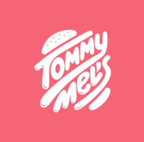 Tommy Mel's. A Br, ing&Identit project by Ramon Bosch - 13-02-2016
