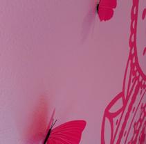 decora & infantils. Un proyecto de Diseño de interiores de ELENA FONT ARESTÉ - Lunes, 15 de febrero de 2016 00:00:00 +0100