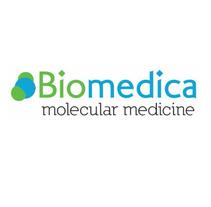 Díptico Biomedica Molecular Medicine. A Crafts, and Graphic Design project by Elena  Ojeda Esteve - 18-05-2015