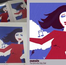 La mancha. Un proyecto de Diseño, Diseño gráfico e Ilustración de Ana Barderas Santarén - Viernes, 19 de febrero de 2016 00:00:00 +0100