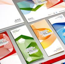 II Congreso Internacional de Nanotecnologia. Un proyecto de Diseño, Br, ing e Identidad y Diseño gráfico de Sergio  Ortiz Ruiz - 10-08-2014