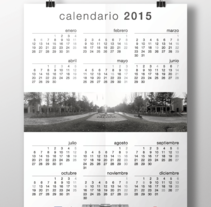 2015 calendar. A Photograph, and Graphic Design project by Jordi Manchón Bravo         - 26.11.2014