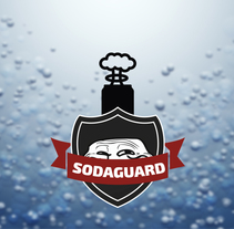 SODAGUARD APP. A UI / UX, Art Direction, Graphic Design, and Marketing project by Alberto García Alcocer - 19-04-2015