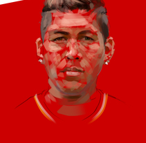 Firmino. A Illustration, and Marketing project by Ismael Alabado Rodriguez - Mar 10 2016 12:00 AM
