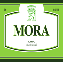 CARTEL FIESTA DEL OLIVO MORA 2016. A Design, Illustration, and Graphic Design project by Jorge Gutiérrez         - 13.03.2016