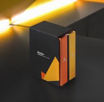 Catálogo + muestrario Abelan Catalana. Un proyecto de Diseño, Ilustración, Dirección de arte, Artesanía, Diseño editorial, Packaging, Diseño de producto, Cop y writing de Yoana Rial - 14-02-2016