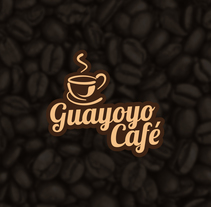 Guayoyo Café. A Design, Br, ing, Identit, Graphic Design, and Calligraph project by Manuel Hernaiz         - 15.03.2016