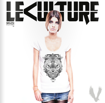Leculture. Un proyecto de Dirección de arte de Alex Duiven         - 17.03.2016