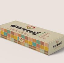 Diseño de Packaging para heladeríaNuevo proyecto. A Design, and Packaging project by Graciana Prenz         - 19.03.2016