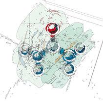 Ilustraciones para catálogo de barnices, pinturas, disolventes y adhesivos. Un proyecto de Ilustración de Manu Díez         - 31.12.2010