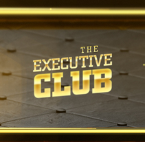 The Executive Club. Un proyecto de Motion Graphics, Cine, vídeo, televisión, 3D, Animación y Vídeo de Johnathan B - Lunes, 04 de abril de 2016 00:00:00 +0200