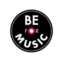 BE FOR MUSIC. Un proyecto de Diseño Web de Clara Comin         - 05.04.2016
