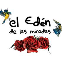 El Edén de las miradas. A Illustration, Character Design, Fine Art, Graphic Design, and Comic project by ram_sajnanni         - 05.04.2016