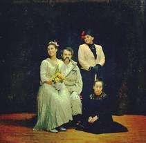 "Fotografías para la obra de teatro ""Floresta"".. A Photograph, and Set Design project by José A. Fernández         - 06.04.2016"