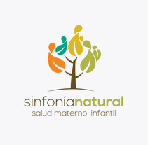 Propuesta Logo Sinfonía natural. A Graphic Design project by Juncal Horrillo García         - 12.04.2016