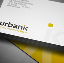 Urbanik Brand. Um projeto de Br e ing e Identidade de Jose Ribelles         - 13.04.2016