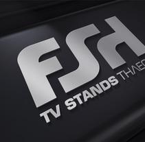 FSH Product Branding. Um projeto de Br e ing e Identidade de Jose Ribelles         - 13.04.2016