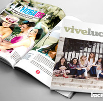 App Magazine. A Graphic Design, Marketing, and Web Development project by Ramón Román         - 08.03.2015