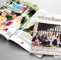 App Magazine. Un proyecto de Diseño gráfico, Marketing y Desarrollo Web de Ramón Román         - 08.03.2015