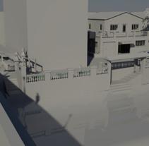 Demo Reel de mis trabajos . Un proyecto de 3D de Oscar Bonome Dopico - 16-04-2015