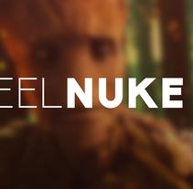 Reel Nuke X 2016. Un proyecto de Post-producción y VFX de Pep T. Cerdá Ferrández - 20-04-2016