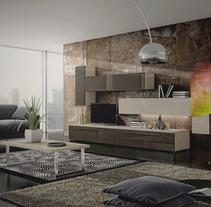 Diseño de Lámpara. A Design, Architecture, Furniture Design, Industrial Design, Lighting Design, and Product Design project by Antonio Fernández Olombrada         - 26.02.2015