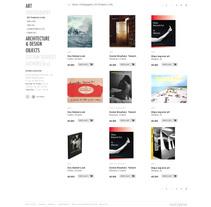 Ivory Books. A Information Architecture, and Web Design project by César Martín Ibáñez  - Apr 28 2016 12:00 AM