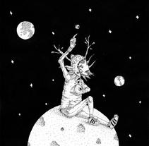 Dibujos by Posk. Un proyecto de Ilustración y Bellas Artes de Miguel Angel Montaño Martínez - 27-04-2016