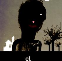 """Arte conceptual para """"El Orfanato"""" (2007), de J. A. Bayona. Un proyecto de Ilustración de leonardo flores - 02-05-2016"""