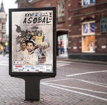 XXVI Copa Bauhaus Asobal. Un proyecto de Diseño, Dirección de arte, Br, ing e Identidad y Eventos de estudiodavinci  - 05-05-2016