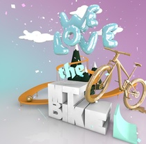 we love MTB. A Design, 3D, Animation, and TV project by Diego Forero         - 10.07.2015