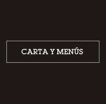 Carta y Menús • Iamai café y restaurante. A Illustration, Art Direction, Graphic Design, and Product Design project by Ion Benitez         - 24.05.2016