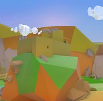 Castillo de Lanjarón. Un proyecto de 3D y Animación de FRANCISCO POYATOS JIMENEZ         - 25.05.2016