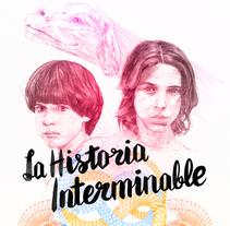 Mi Proyecto del curso: Ilustración artística y comercial. La Historia Interminable. Un proyecto de Ilustración de Alicia López Orozco - 29-05-2016
