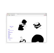 Diseño web albafeito.com. A Design, and Web Design project by Alba Feito         - 29.05.2016