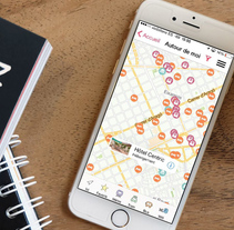 App - Les Bons Plans de Barcelone. Un proyecto de Desarrollo de software de minnim Comunicación Online S.L.         - 17.12.2015