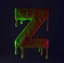 ZdeZombie. A Illustration, 3D, and Graphic Design project by Manuel Lozano         - 30.05.2016