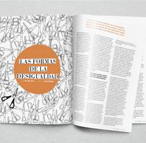 Maquetación e ilustración, las formas de la desigualdad. Um projeto de Design e Ilustração de Laura Rodríguez García         - 02.02.2013