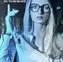 The Crime Scene (Producción Fotográfica) . A Photograph, and Fashion project by Francisco Medina         - 07.02.2012