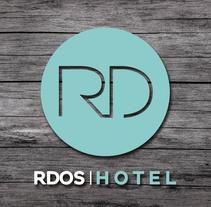 RDOS Hotel. Un proyecto de Diseño, Arquitectura, Br e ing e Identidad de graphicmedia_studio         - 15.08.2016